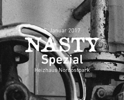 DJManon Nasty Spezial Heizhaus Nürnberg
