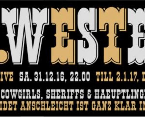 Silvester im Westernstyle im Hive Club Zurich